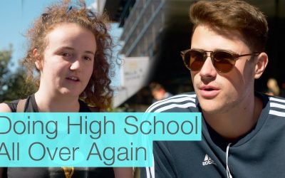 Uni Students Reflect On Doing High School All Over Again