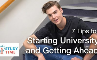 7 Tips for Starting University and Getting Ahead