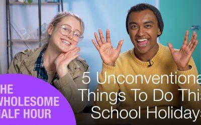 5 Unconventional School Holiday Activities | WHH Season 2 #20