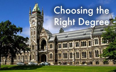 Your Degree Decision Won't Define Your Life – Changing Degrees & Universities