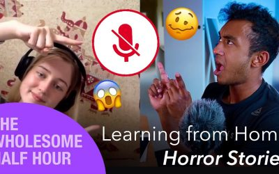 Learning from Home HORROR STORIES! | WHH Season 3 #5