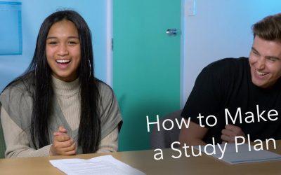 Why You Should Make a Study Plan