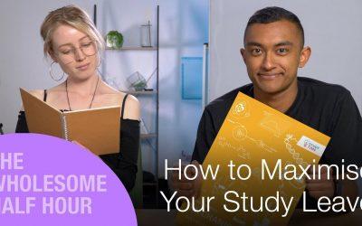 Using Study Leave Effectively | WHH Season 2 Bonus